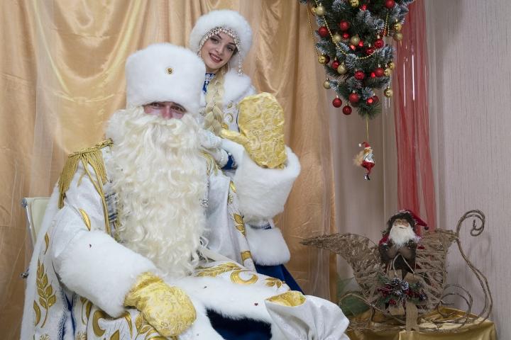 Дедушка Мороз посетит Ставрополь врамках огромного путешествия постране