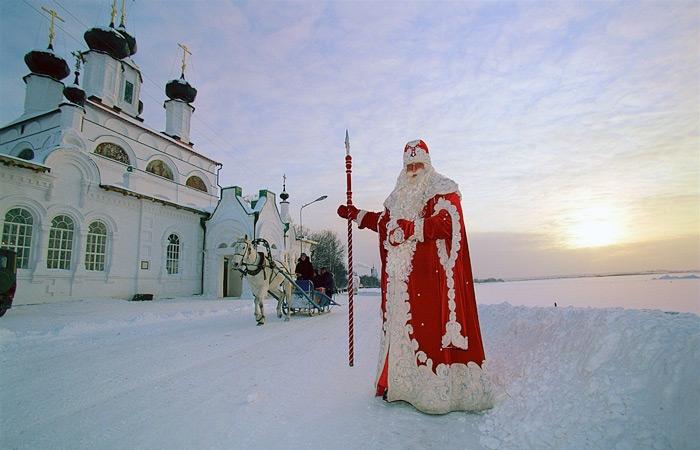 ВРостовскую область приедет дедушка Мороз