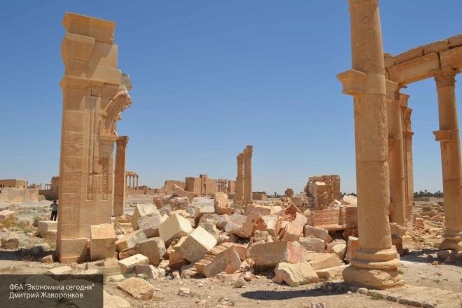 Около Пальмиры вСирии уничтожили главаря боевиков «Исламского государства»