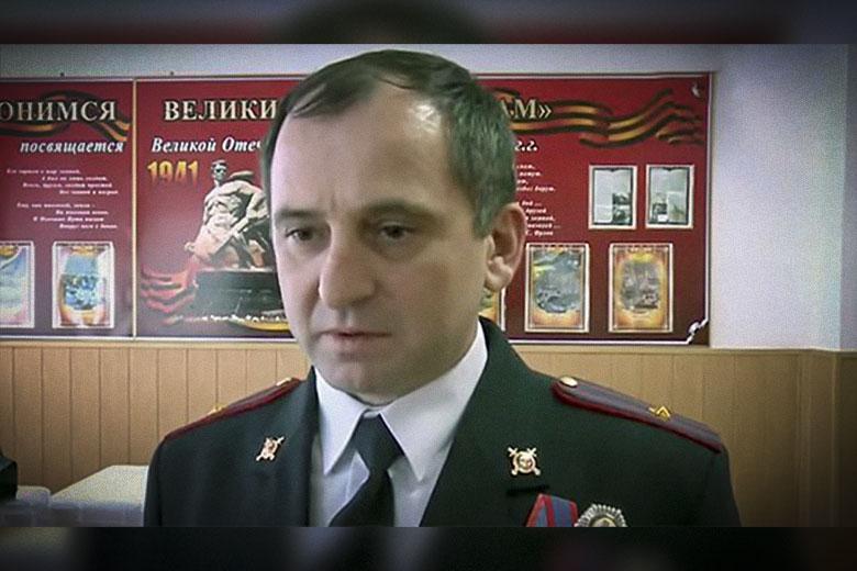 Прежнего руководителя центра «Э» вИнгушетии арестовали заизбиение схваченного досмерти