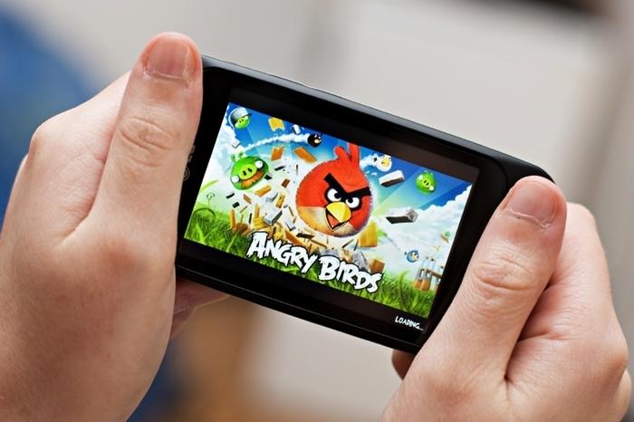 Мобильные игры оказались прибыльнее компьютерных