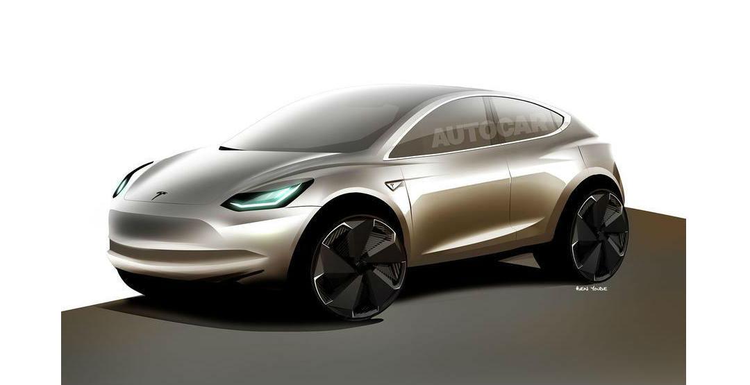 Названа дата выхода нового кроссовера Tesla Model Y