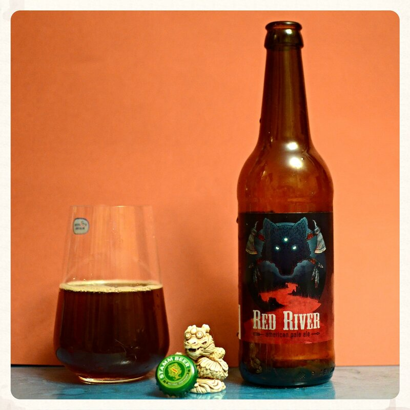 Stamm Beer Red River