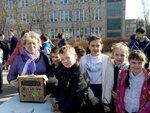 11 апреля в школе №12 г. Егорьевска прошла районная акция Береги птиц, приуроченная к Году экологии