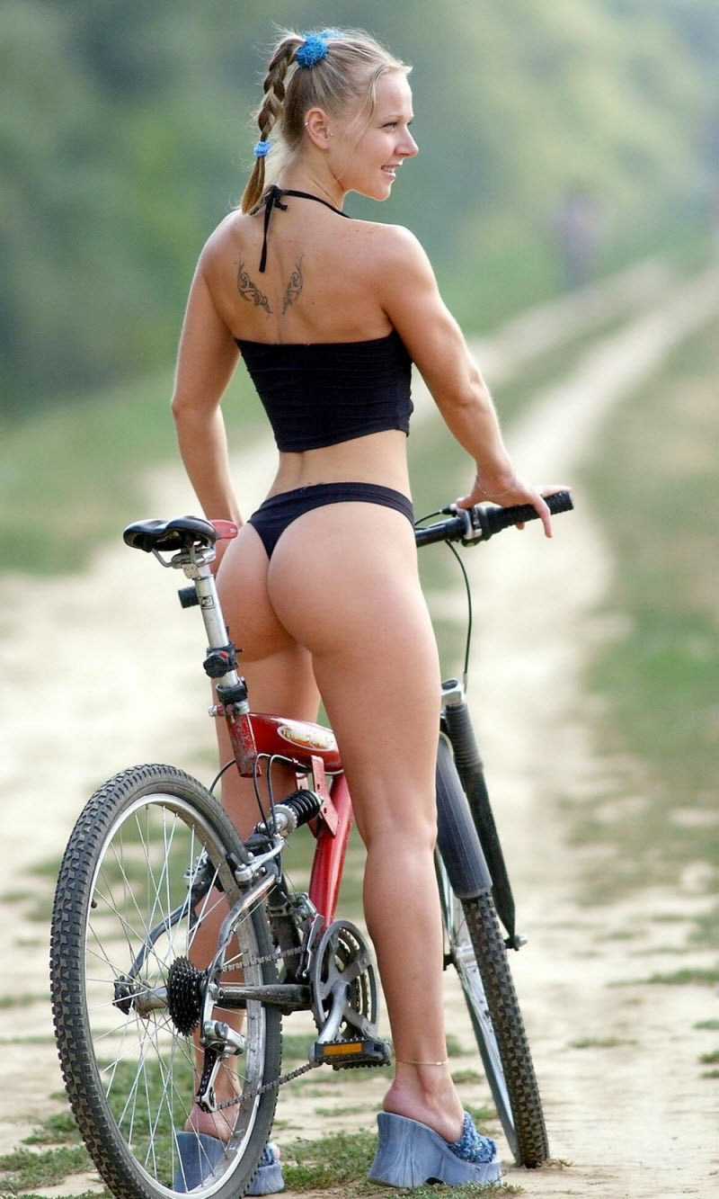 Sexy bicecly asses — photo 13