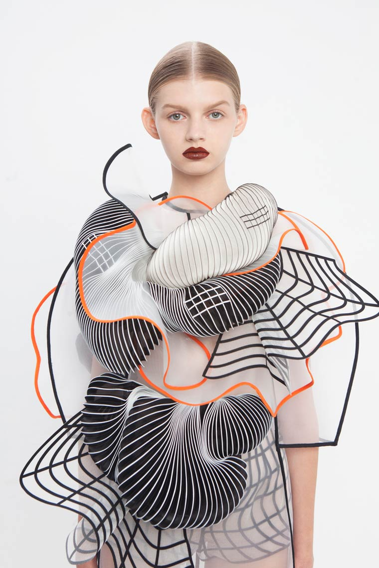 Hard Copy - When fashion meets 3D printers