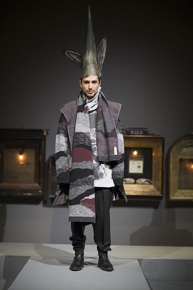 ANTONIO MARRAS Autumn Winter 2017/18 Menswear Collection