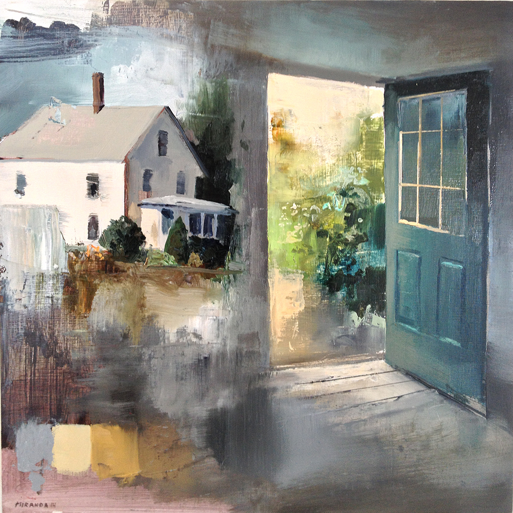 Artist Jeremy Miranda Explores Memory and Scenes of the Northeast in His Sublime Paintings
