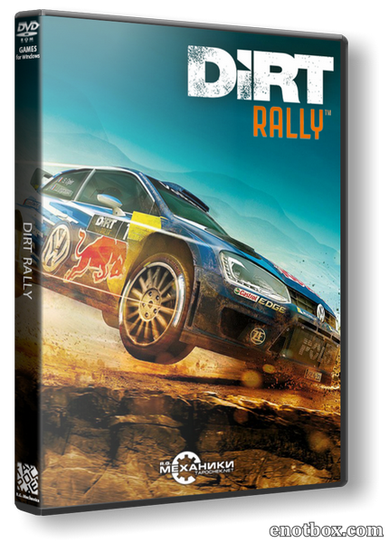 DiRT Rally [v 1.23] (2015) PC | RePack от R.G. Механики