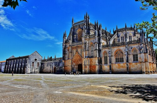 Монастырь Баталья