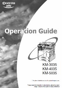 service - Инструкции (Service Manual, UM, PC) фирмы Mita Kyocera - Страница 2 0_138b58_e6eea5f3_orig