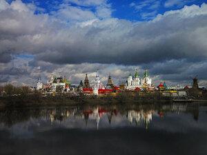 Сказание о невидимом граде Китеже ! (Москва, Кремль в Измайлово)