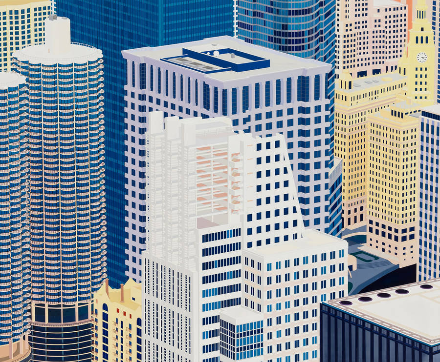 Amazing Accurate Architectural Paintings