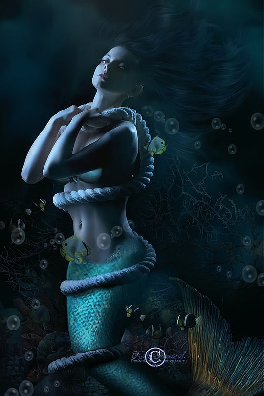 Creative Digital Art by Katt Amaral