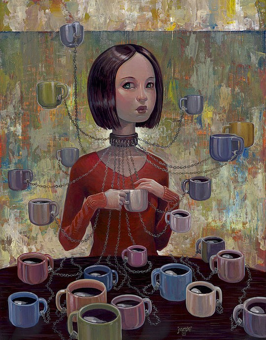 Creative Illustrations by Aaron Jasinski