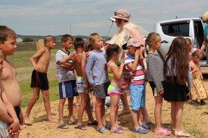 Открытие купального сезона в сельском поселении «Дульдурга»