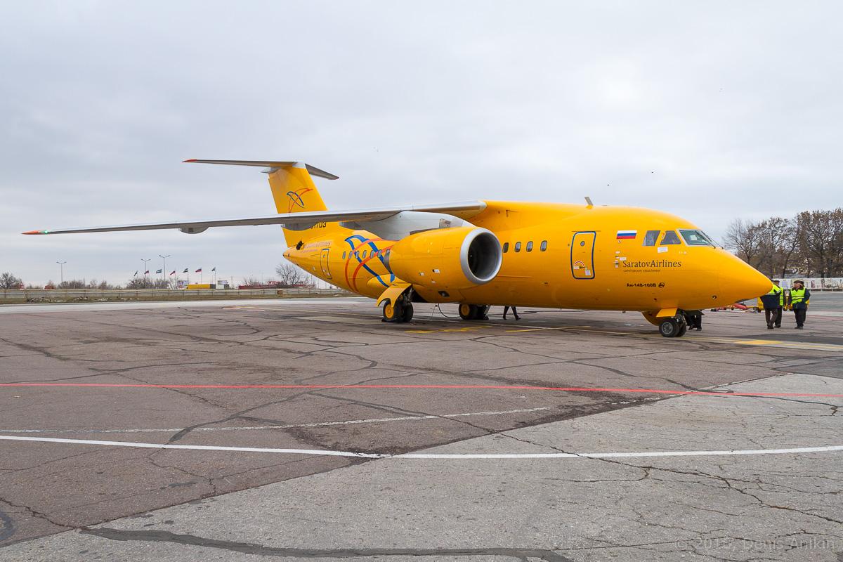 ан-148 аэропорт саратов саратовские авиалинии фото 12