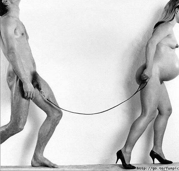 Мужики в рабстве у женщин
