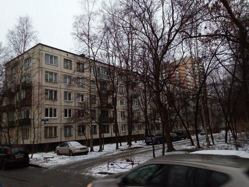 Бухарестская ул. 31к3