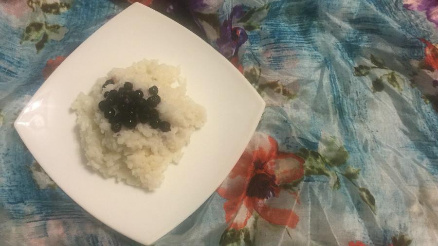 Кокосовая рисовая каша