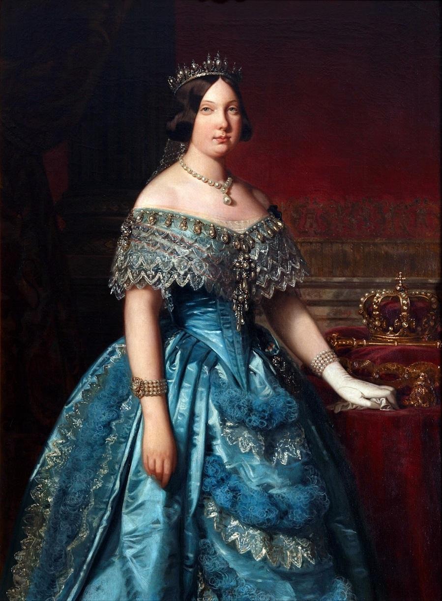 1849_Портрет Изабеллы II (Retrato de Isabel II) (атр)_148 х 108_х.,м._Мадрид, Национальный музей романтизма.jpg