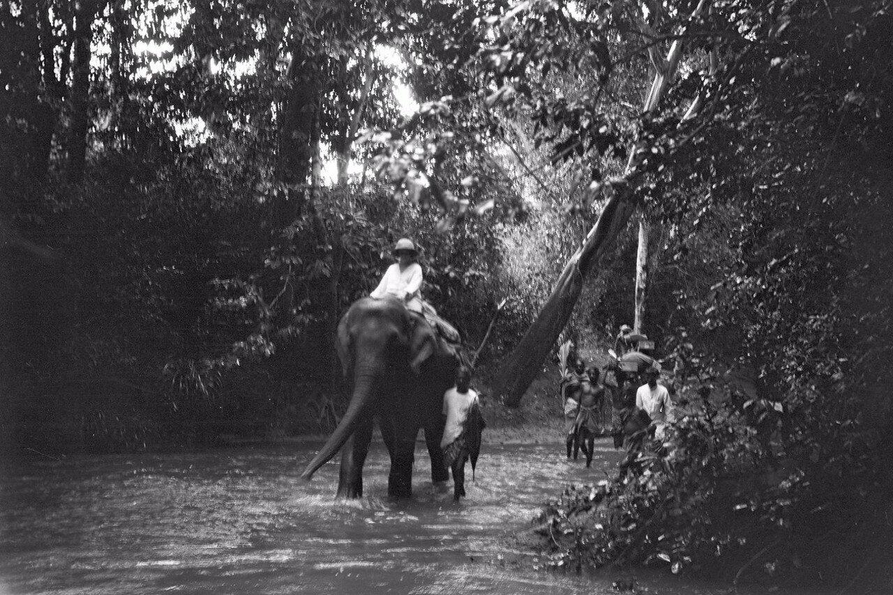 91. Экспедиция на пути из Бибилы в Нигалу