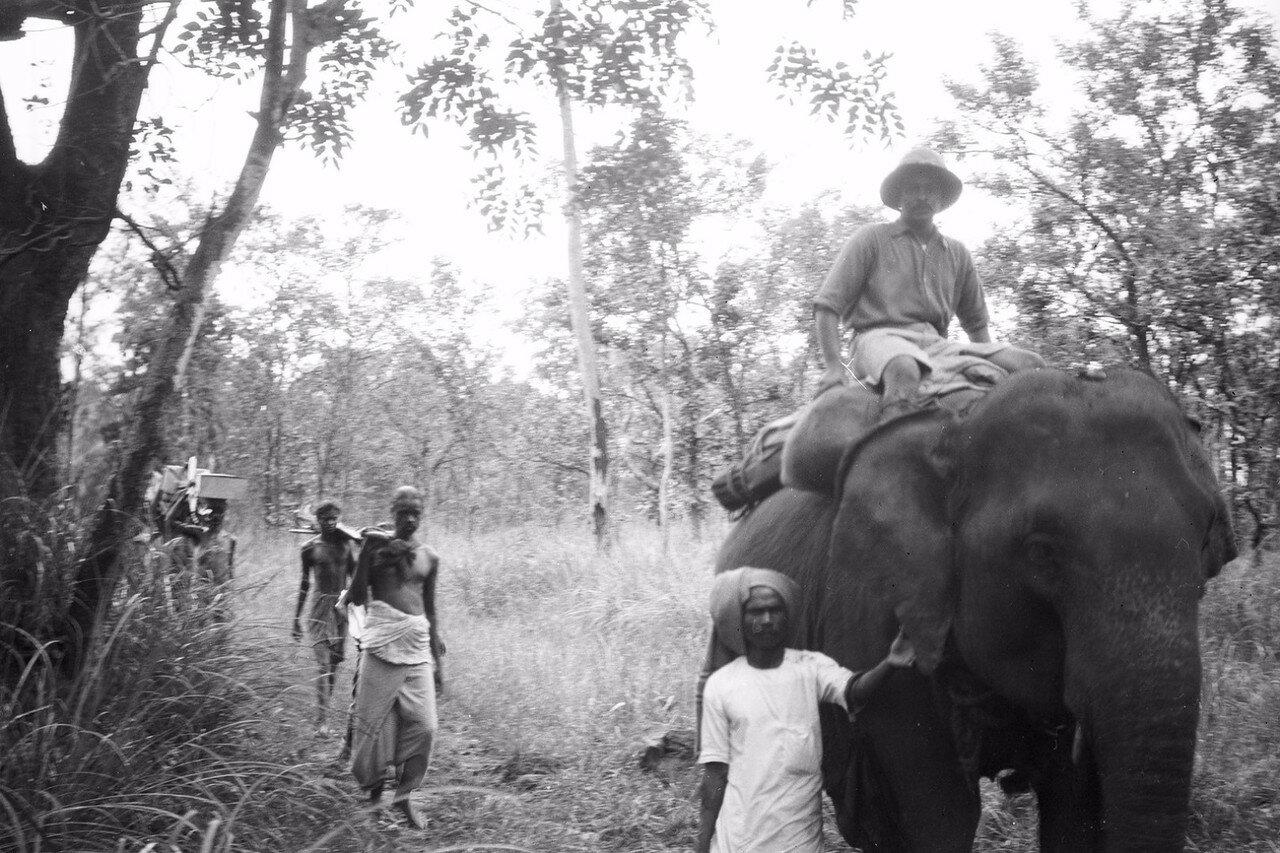 93. Экспедиция на пути из Бибилы в Нигалу
