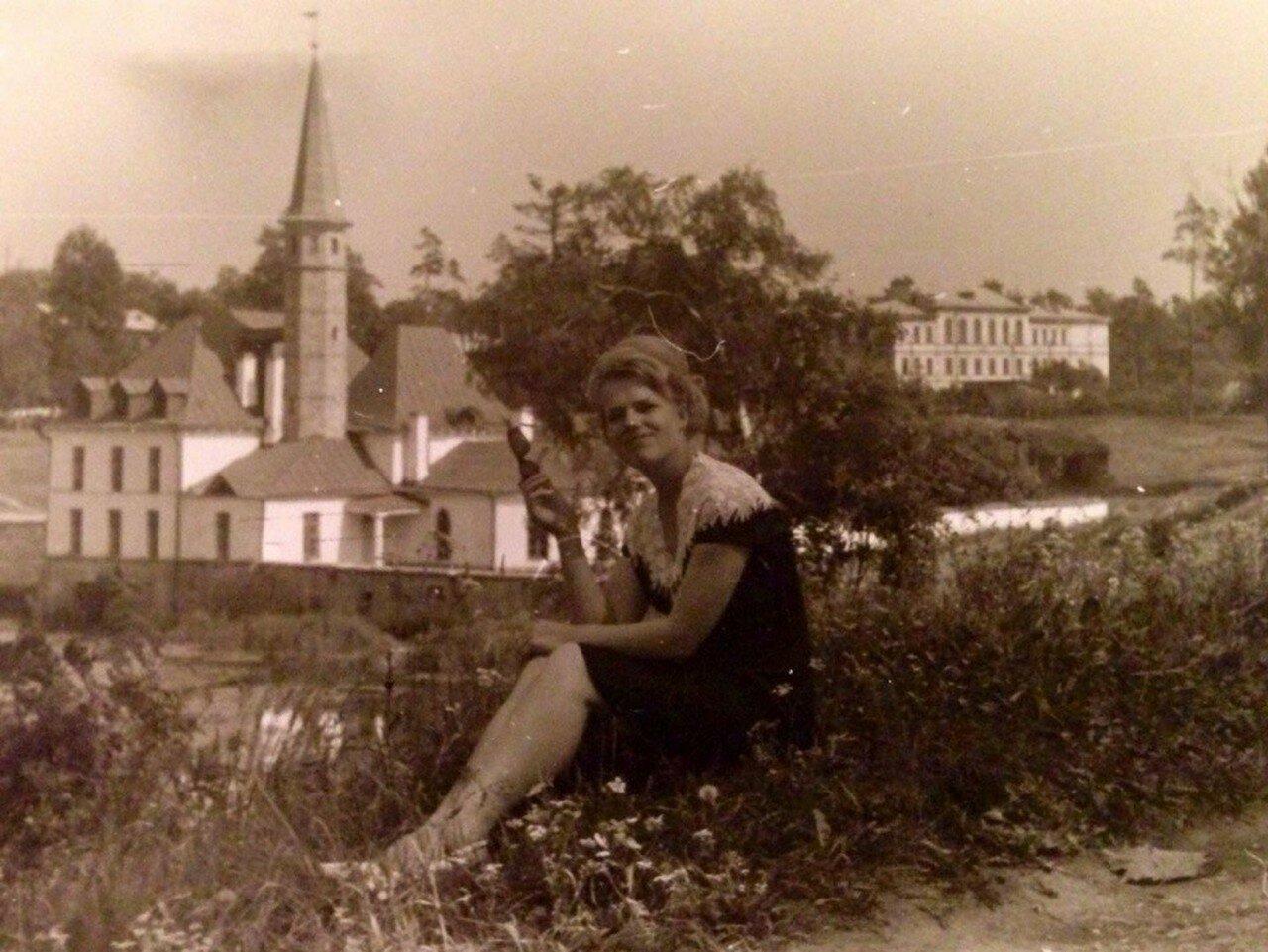 1968. С видом на Приоратский дворец