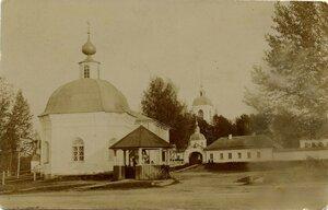 Часовня монастыря