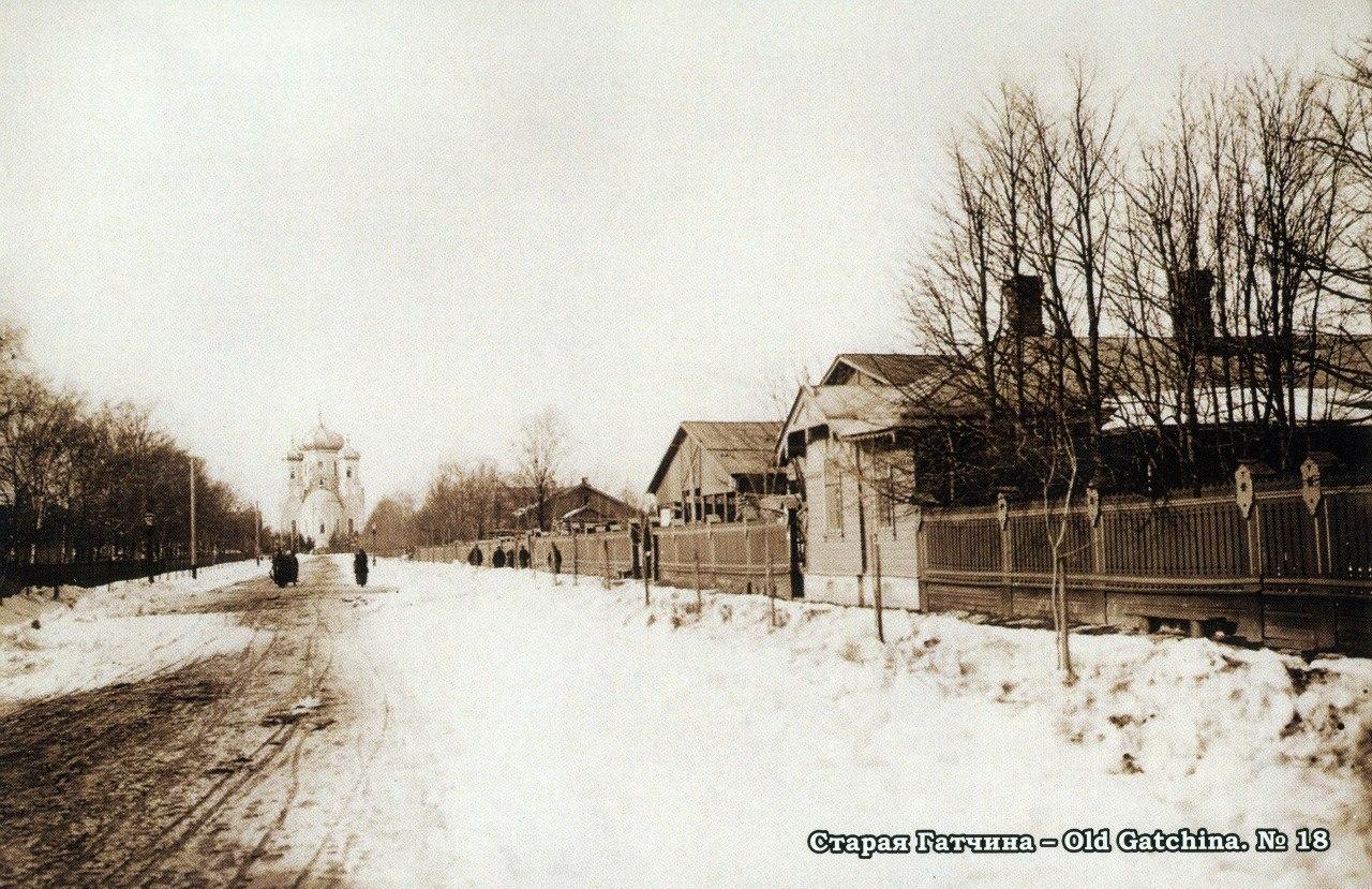 Малогатчинская улица