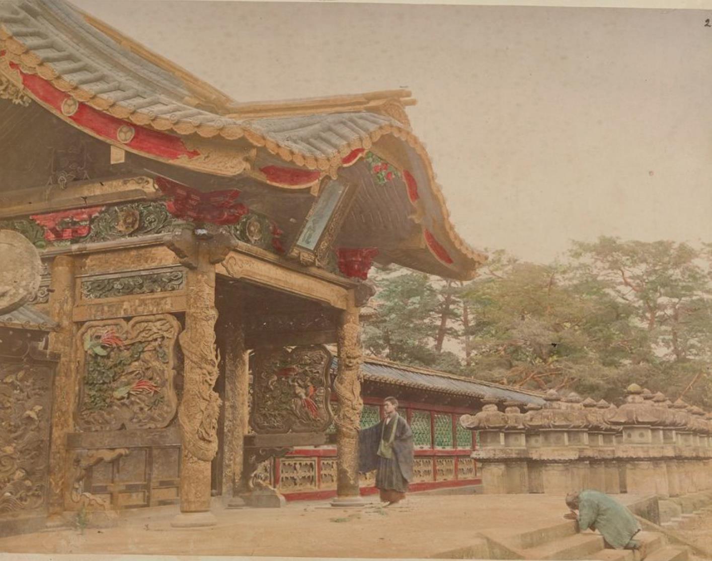 Токио. Сиба. Храм