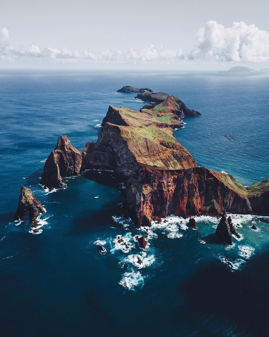 Замечательные аэроснимки Иоганна Хена