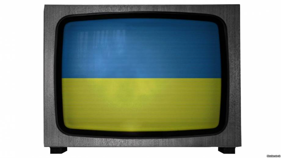 Опрос: 86% украинцев считают украинские телеканалы основным источником информации