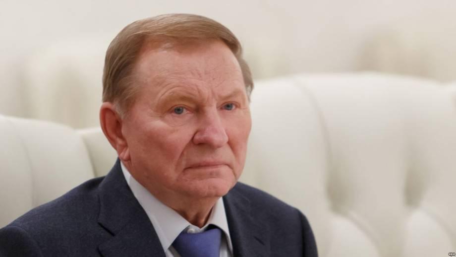 Кучма говорил с председателем делегации МККК о несоблюдении перемирия на Донбассе – Олифер