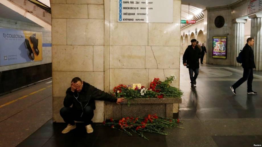 В России заявляют о «завершающую стадию» расследование взрыва в метро Петербурга