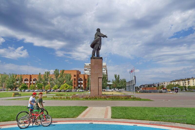 Город Волжский