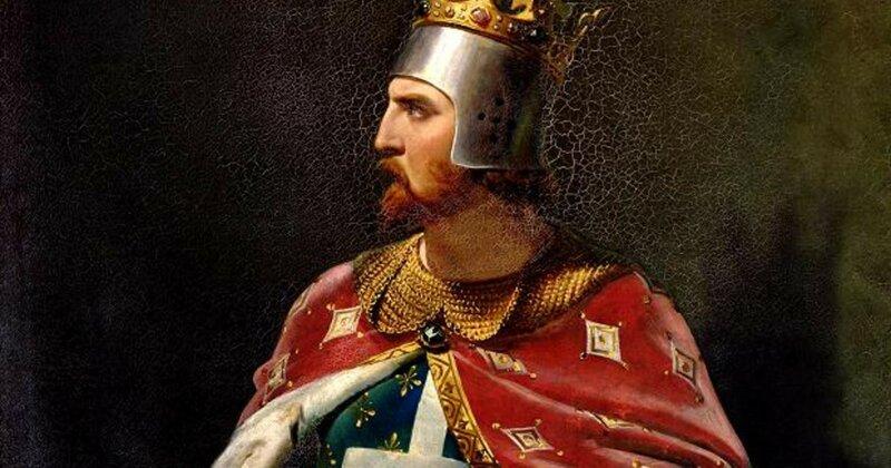 Ричард Львиное сердце или король и да и нет...