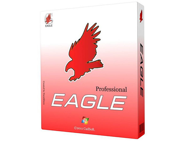 CadSoft Eagle Professional 7.2.0 Final (ML/RUS)