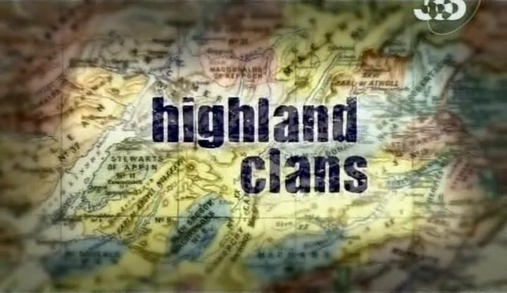 Стратегическая карта расселения кланов