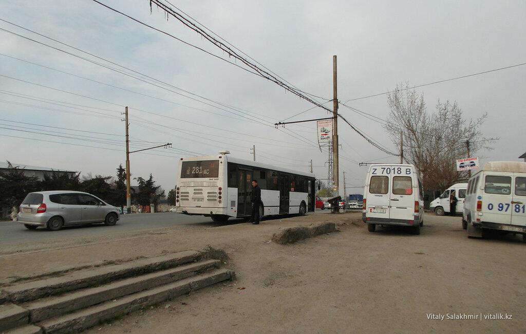 Автобус 13 Новый автовокзал