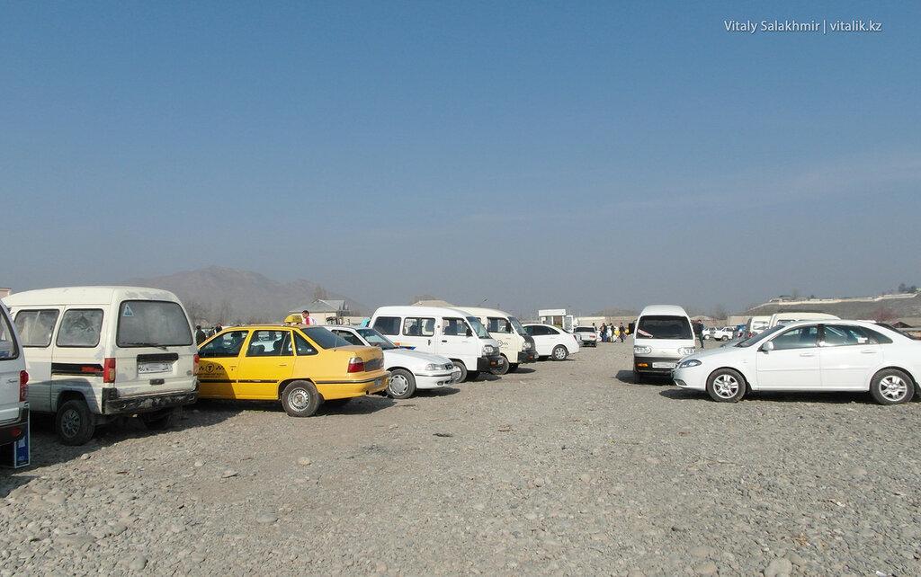 Узбекско-кыргызская граница, Ош-Андижан