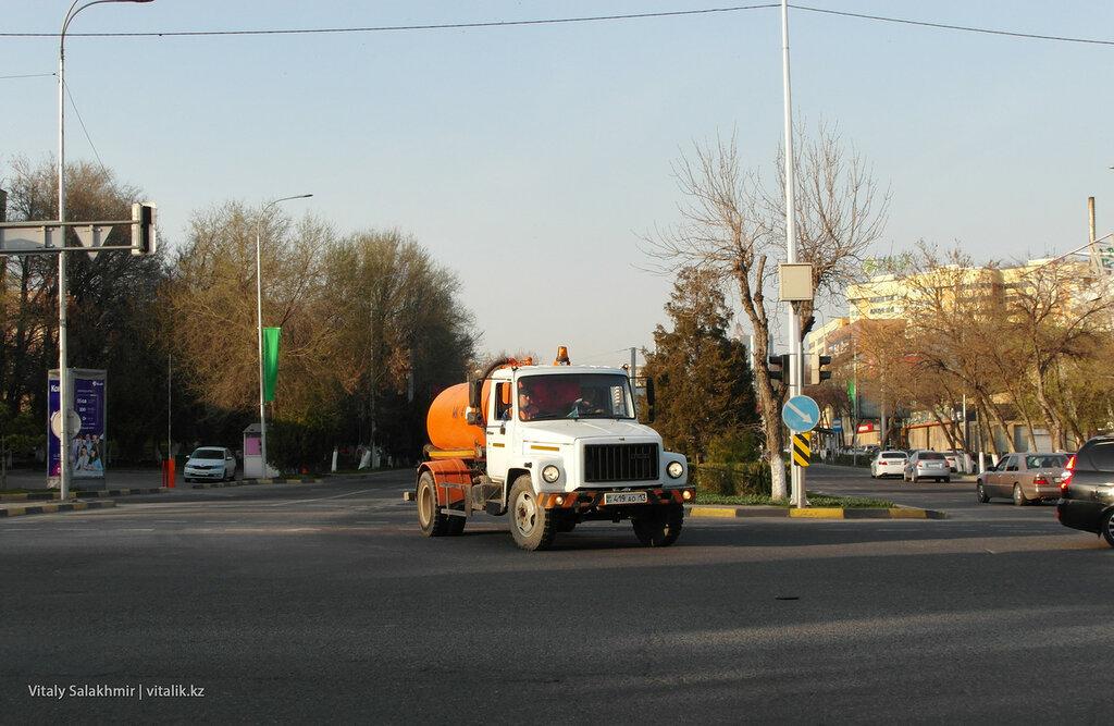 Кунаева-Туркестанская, Шымкент