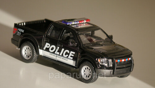 кинсмарт раптор полиция