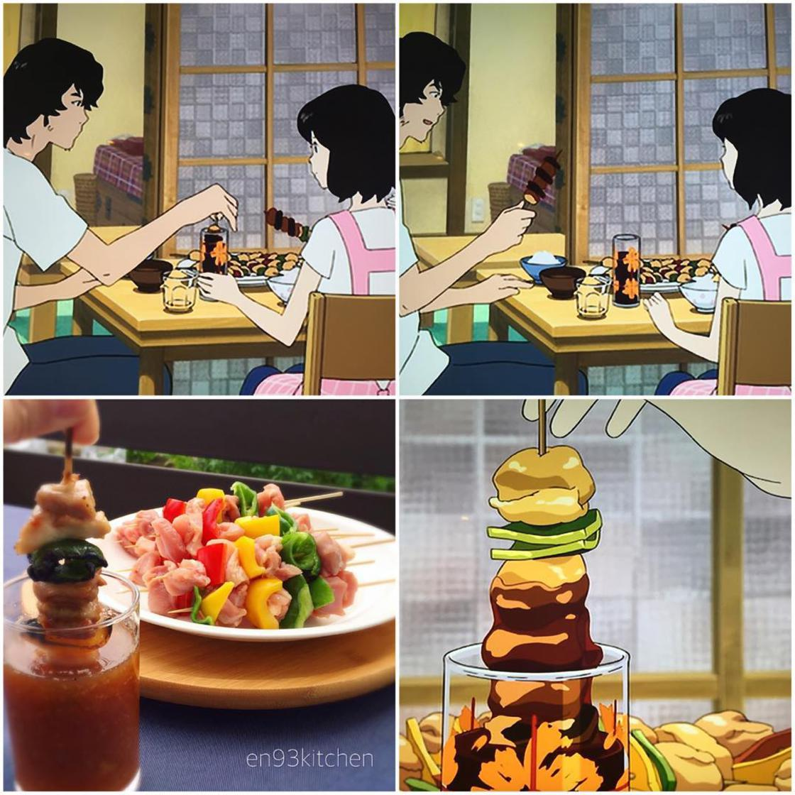 Ghibli Food – This girl is recreating the food from Miyazaki's movies