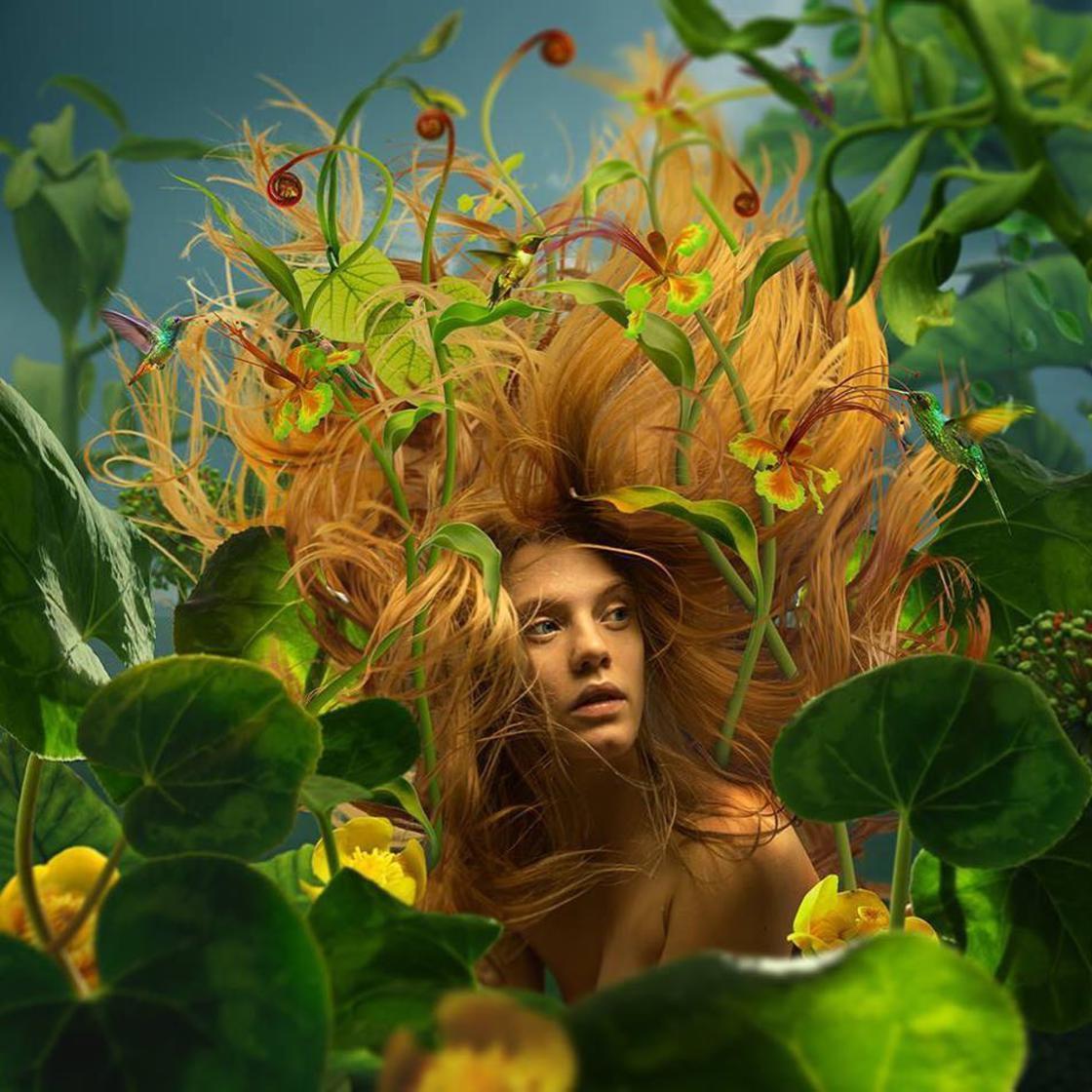 The surreal and sensual world of Elena Vizerskaya