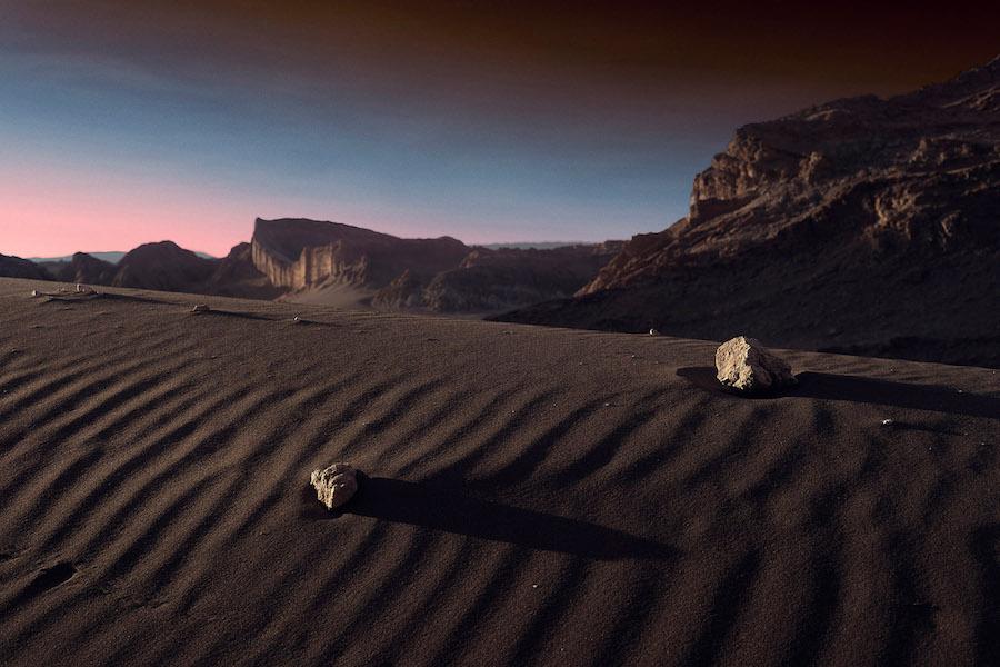 Fascinating Pictures of Atacama Desert in Chile