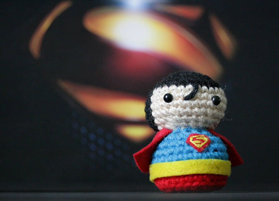 Pop Culture Crochet Characters (10 pics)