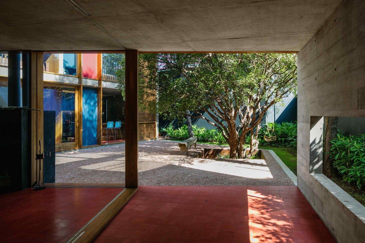 239 House в Сан-Паулу от UNA Arquitetos