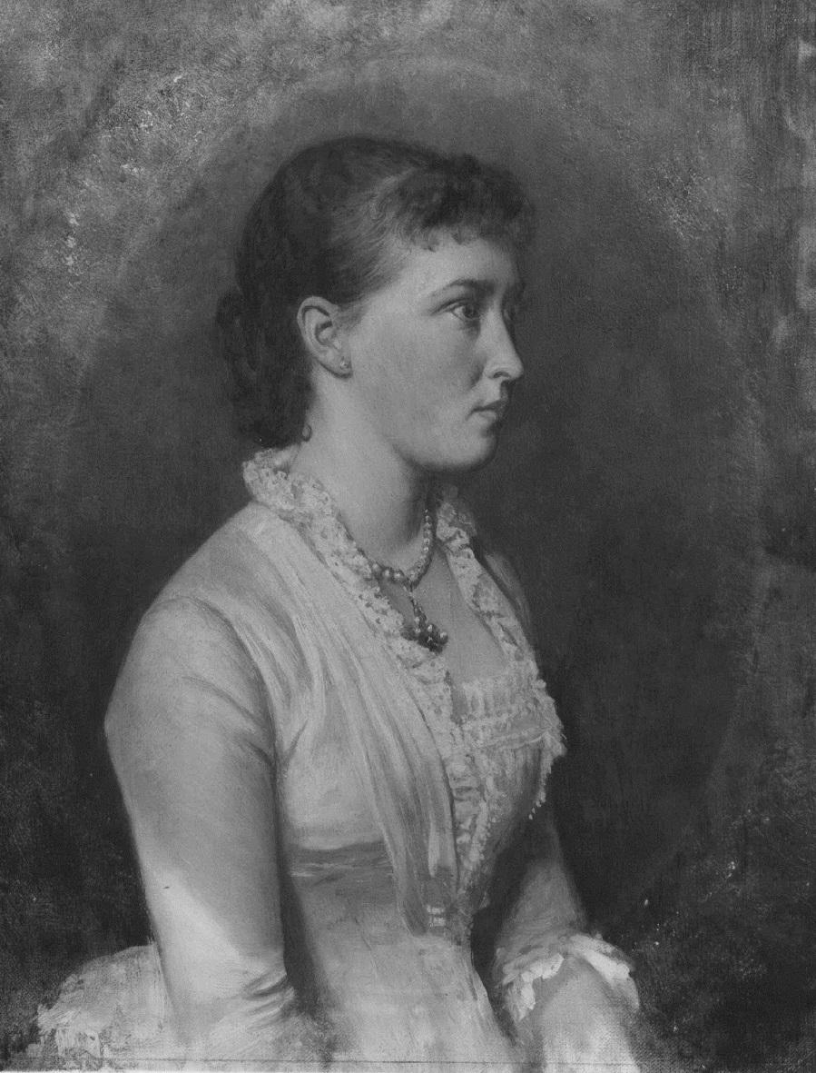 Princess Irene of Hesse (1866-1953).