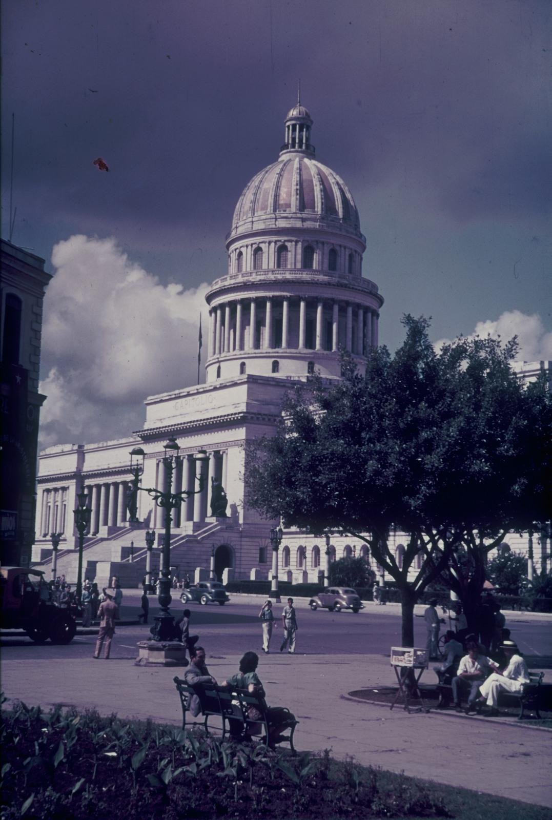 Куба. Гавана. Капитолий